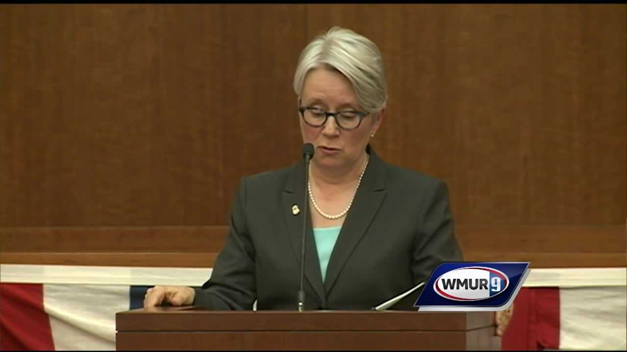 New Hampshire's newest U.S. Attorney has been sworn into office