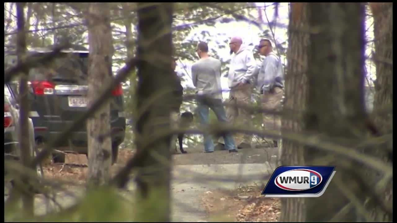 Authorities are checking power lines after suspicious devices were found in lines in Massachusetts