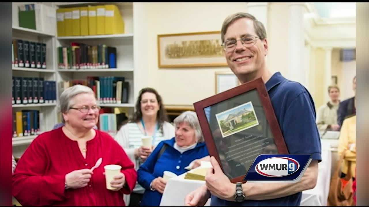 Librarians at Lane Memorial Library give assistant director a special goodbye with a viral YouTube video.