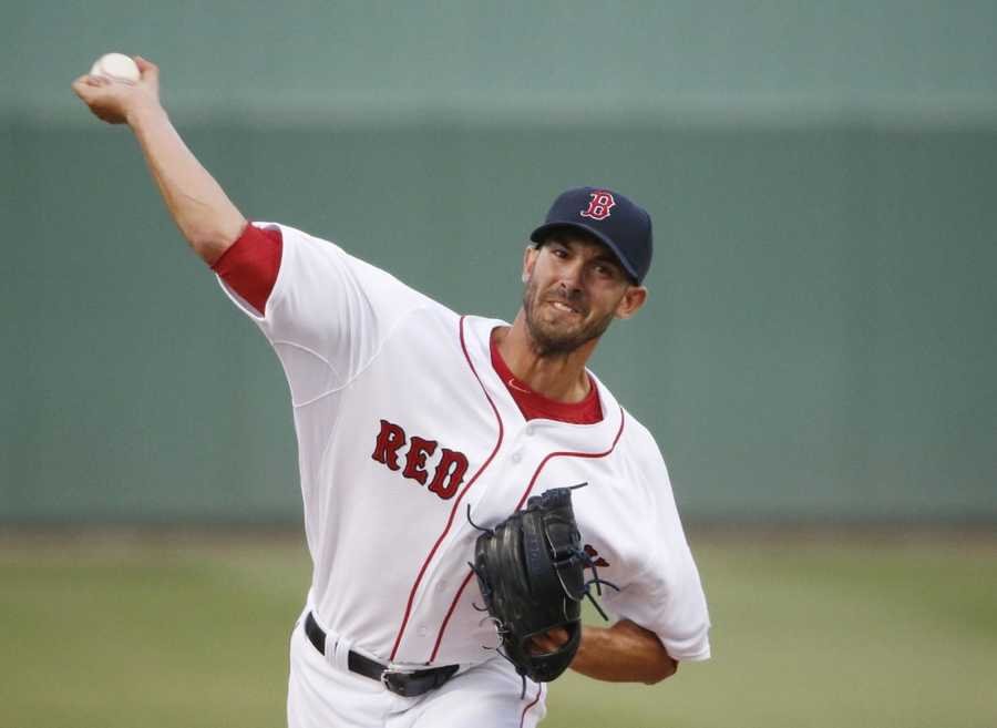 3) Rick Porcello - Starting Pitcher - $20,125,000