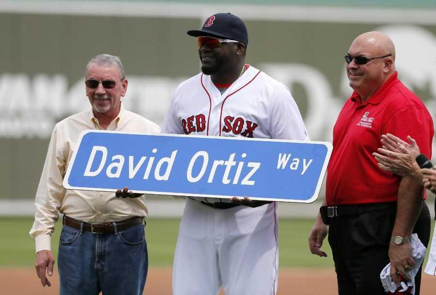 5) David Ortiz - Designated Hitter - $16,000,000