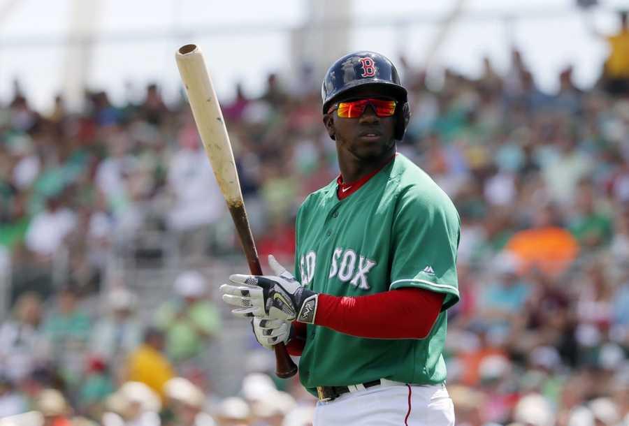 8) Rusney Castillo - Outfielder - $11,400,000