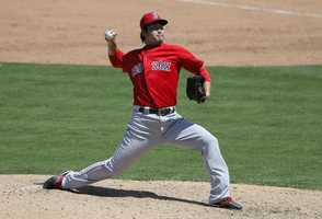 13) Junichi Tazawa - Pitcher - $3,375,000