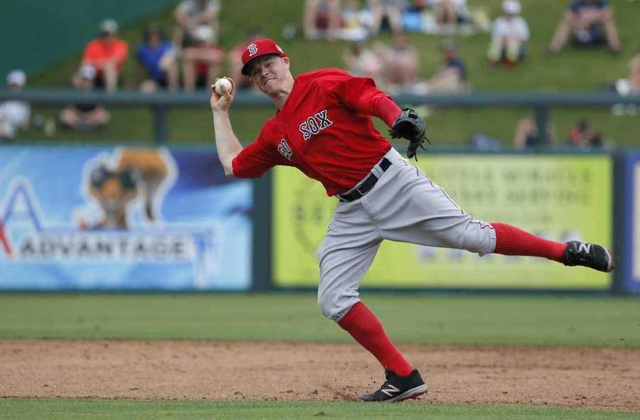 17) Brock Holt - 2nd Baseman - $650,500