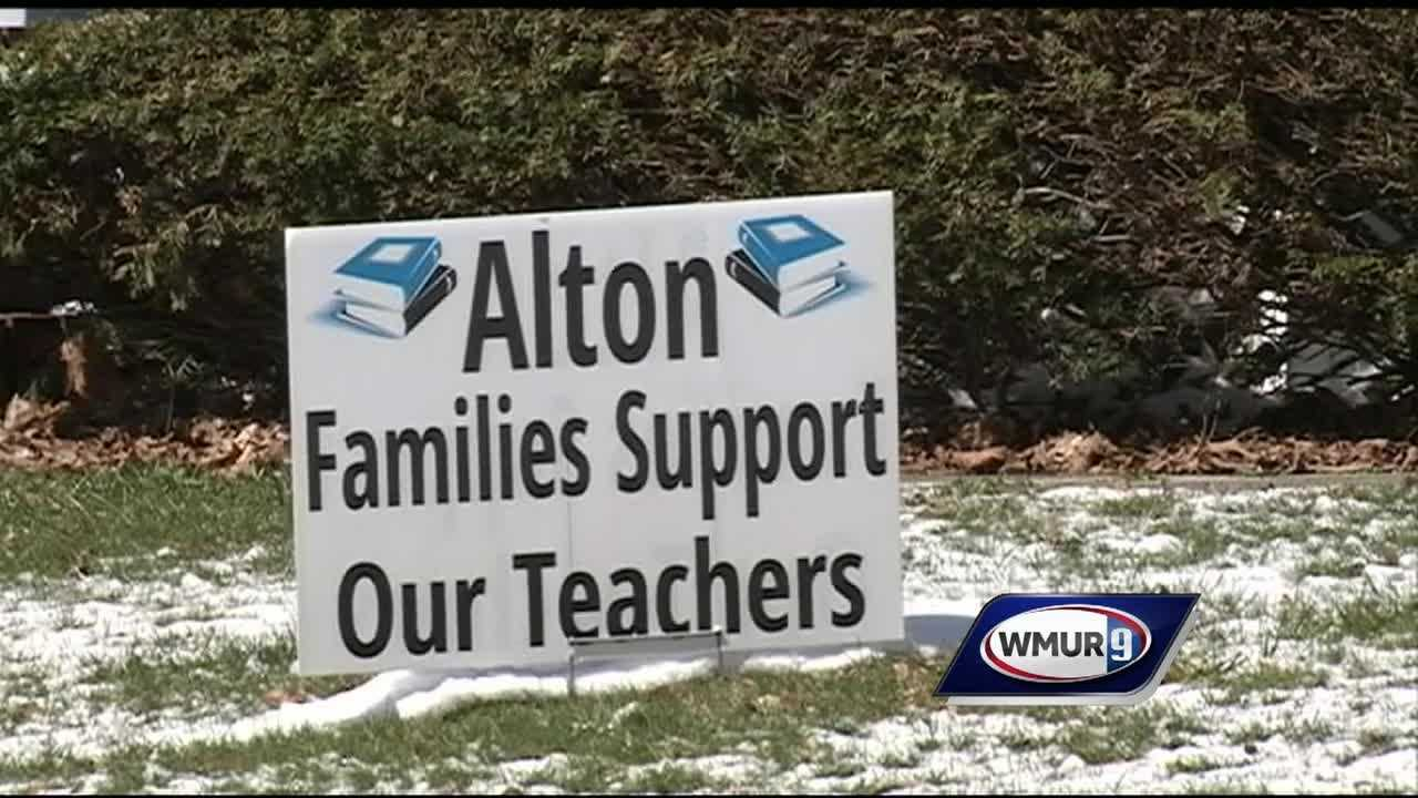 Parents in Alton said they're upset by what they called a deterioration of the climate in the school community, something they blamed on the school board, interim superintendent and new principal.
