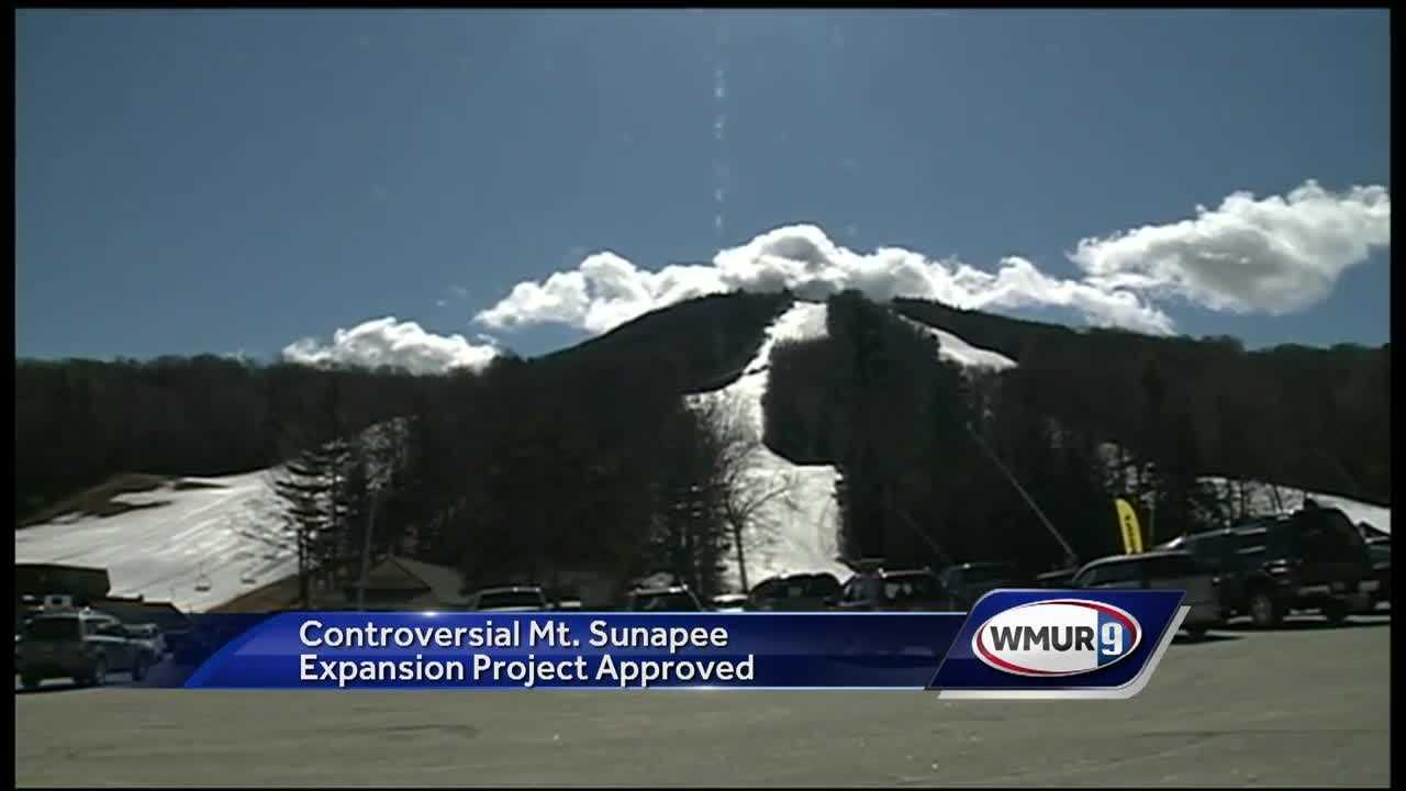A plan to expand the Mount Sunapee ski resort got the go-ahead Wednesday from the Executive Council.