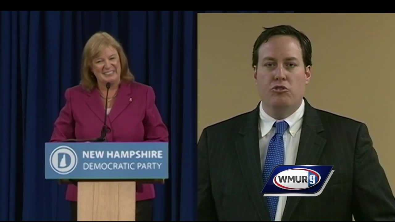It was one of the most strongly-worded campaign messages we've seen in our many years covering New Hampshire politics.