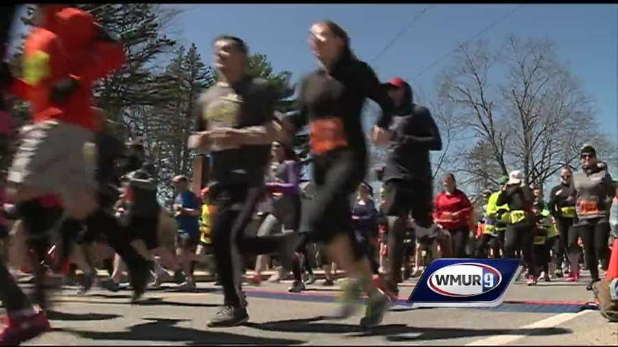 Hundreds walk, run in fundraiser race for Nashua Soup Kitchen ...