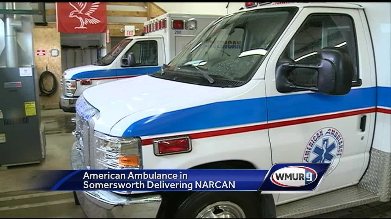Paramedics in Somersworth plan to make appointments to overdose patients after they have left the hospital.