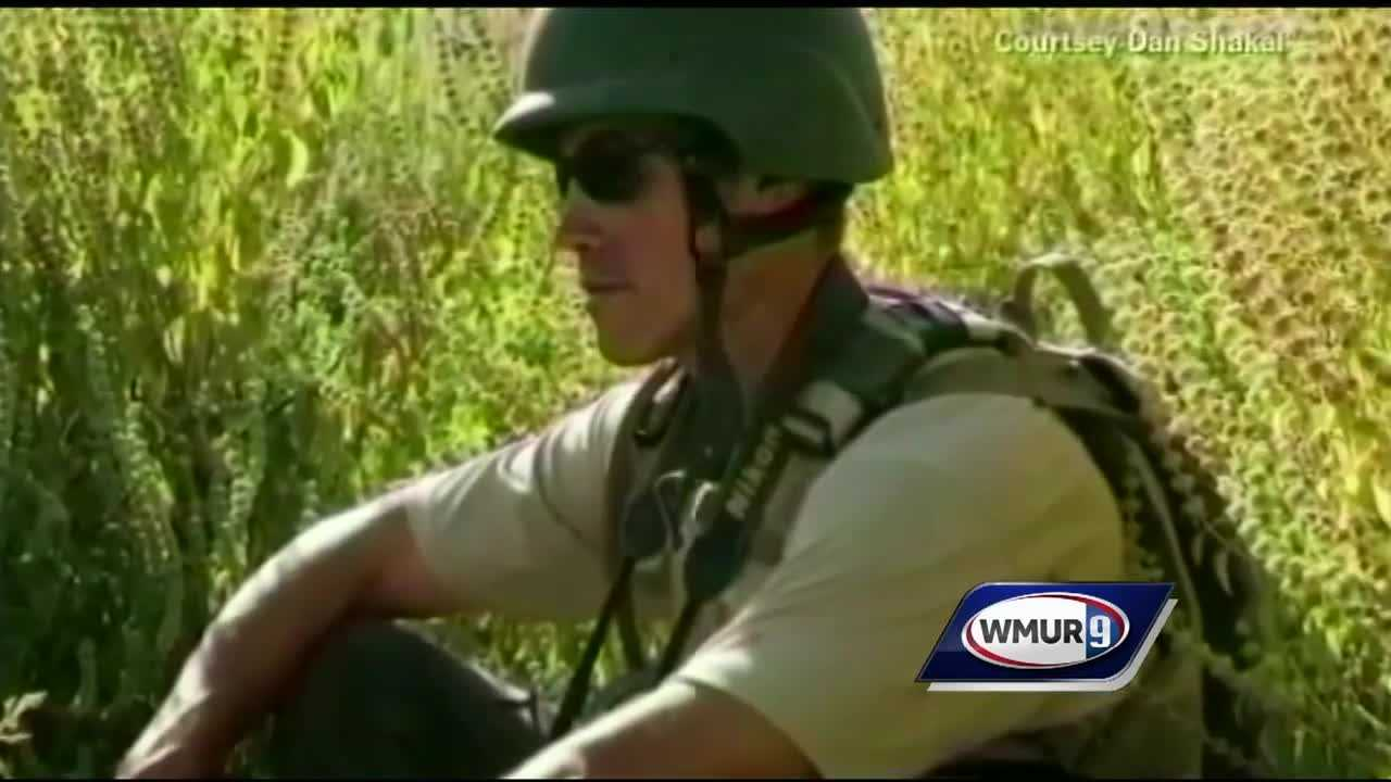 The documentary honoring the life of New Hampshire journalist James Foley plays Saturday at the Monadnock Film Festival in Keene.