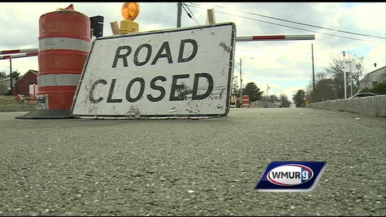 Drivers in one Manchester neighborhood are finding their old shortcut is now blocked.