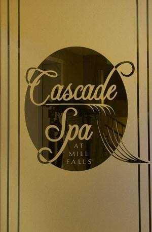 2. Cascade Spa in Meredith
