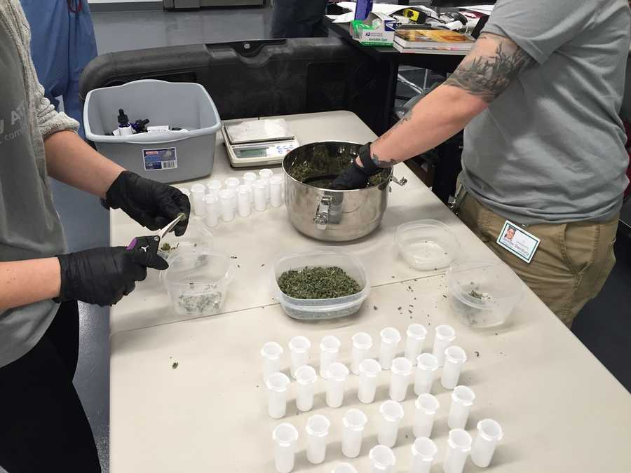 A new medical marijuana dispensary is set to open soon in Rochester. Take a tour here.