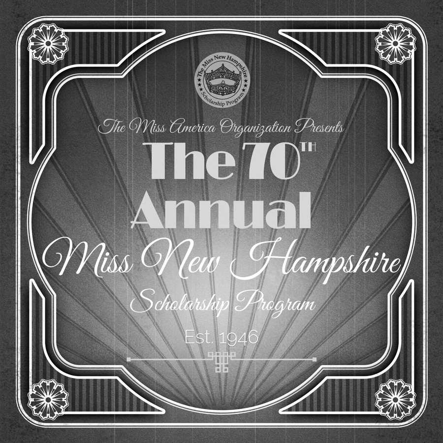 27 contestants from all across New Hampshire are set to compete in the 70th annual Miss New Hampshire scholarship competition this weekend.