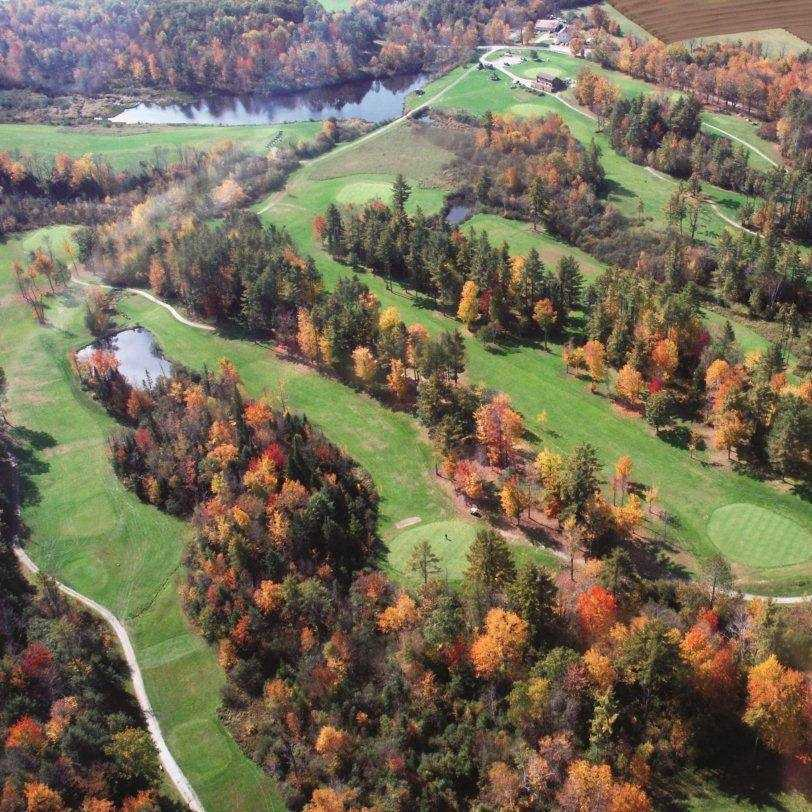 T-10. Blackmount Country Club in North Haverhill