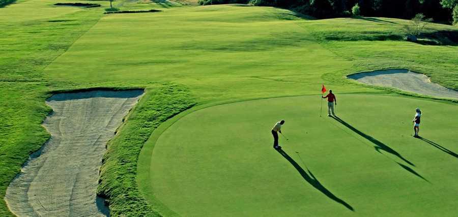 T-10. Mount Washington Resort Golf Club in Bretton Woods