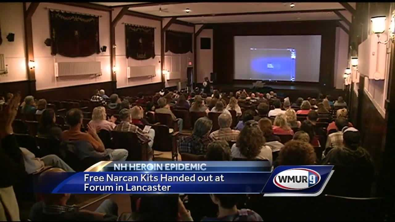 Forum in Lancaster brings opiate discussion to the North Country.