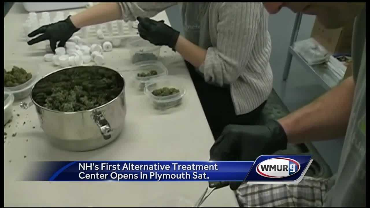The first of four medical marijuana dispensaries is opening tomorrow in Plymouth.