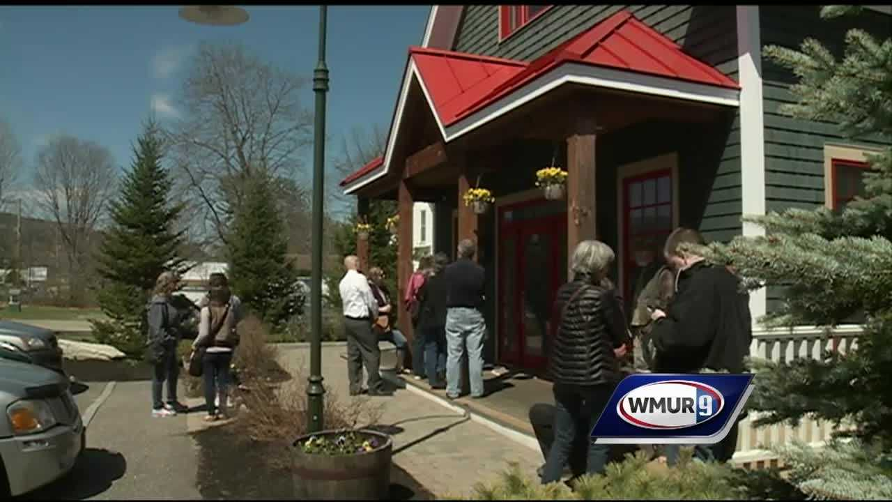The first medical marijuana treatment center in NH opened in Plymouth Saturday.
