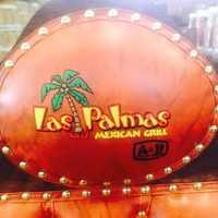 10. Las Palmas Mexican Grill, Somersworth