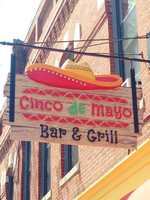 2. Cinco de Mayo Bar & Grill, Dover