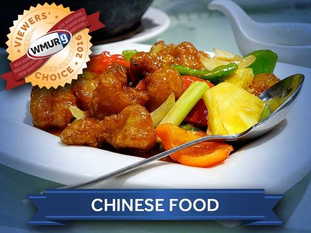 Viewers Choice 2016 Best Chinese food restaurants in New Hampshire