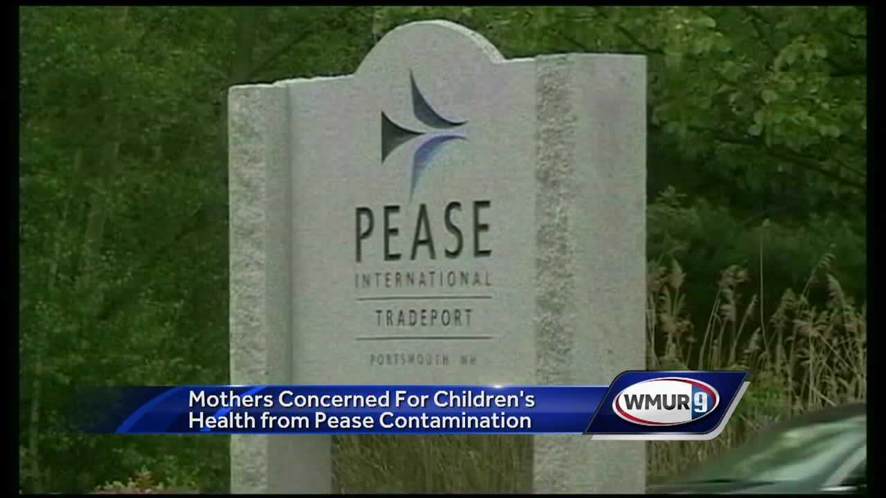 A group of worried mothers met with Gov. Maggie Hassan and state health officials on Thursday, seeking reassurance the government is doing everything it can to help their families, who were exposed to contaminated water at Pease Air National Guard Base.