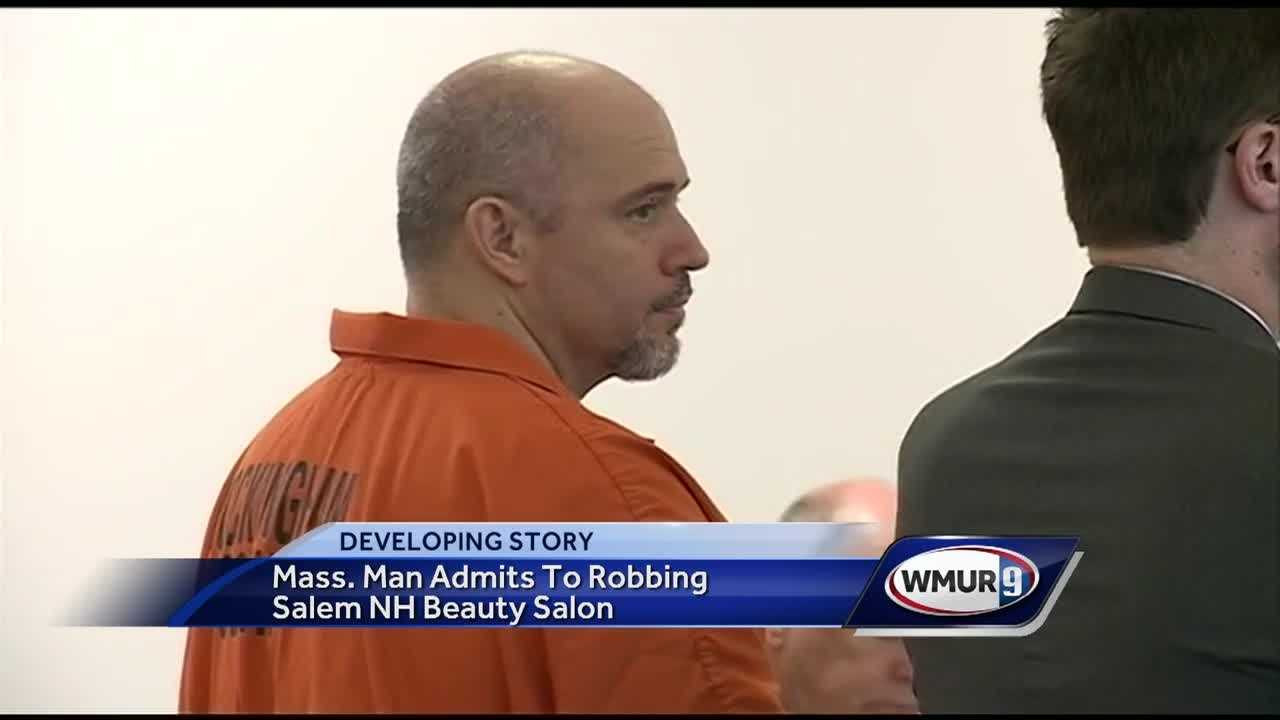 A man who robbed Sally's Beauty Supply store in Salem in the fall has been sentenced.