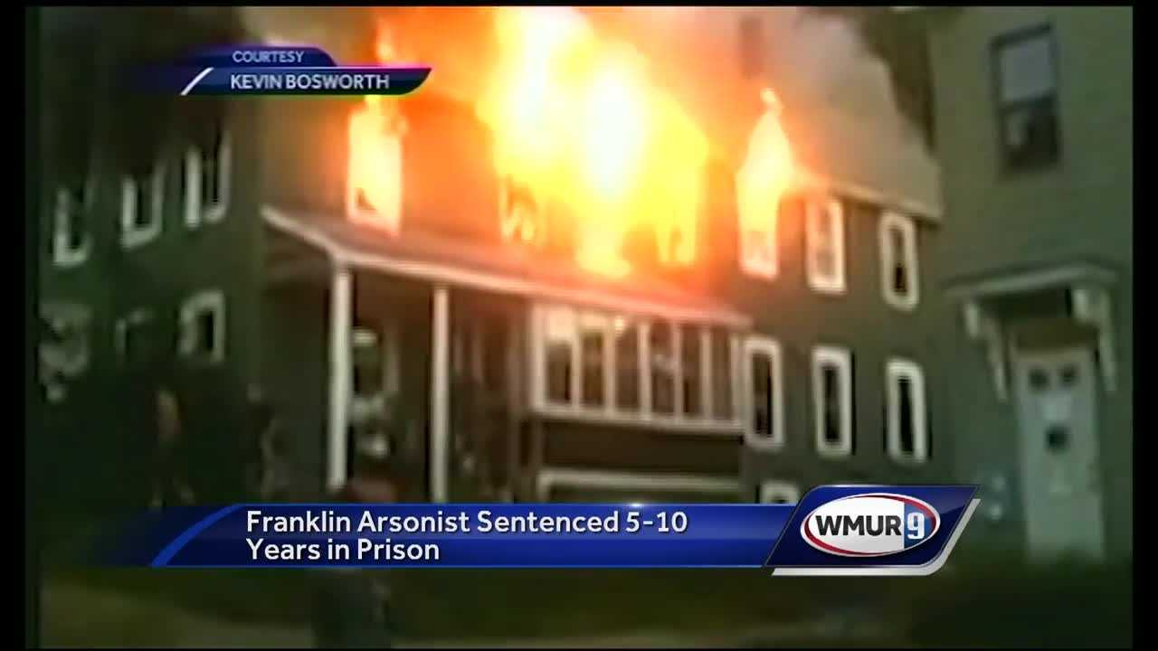 Neighbors say the prison sentence for an admitted arsonist is not enough.