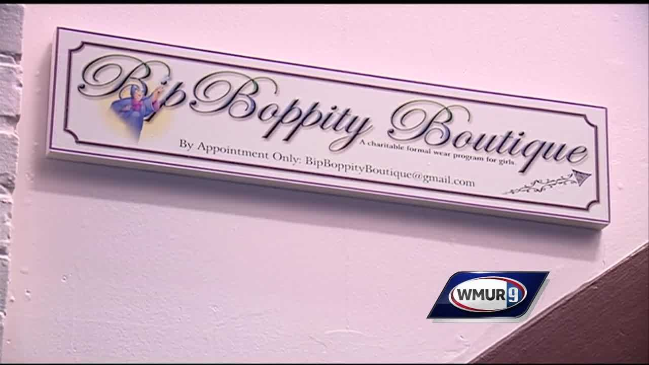 A unique boutique has opened just in time for prom season.