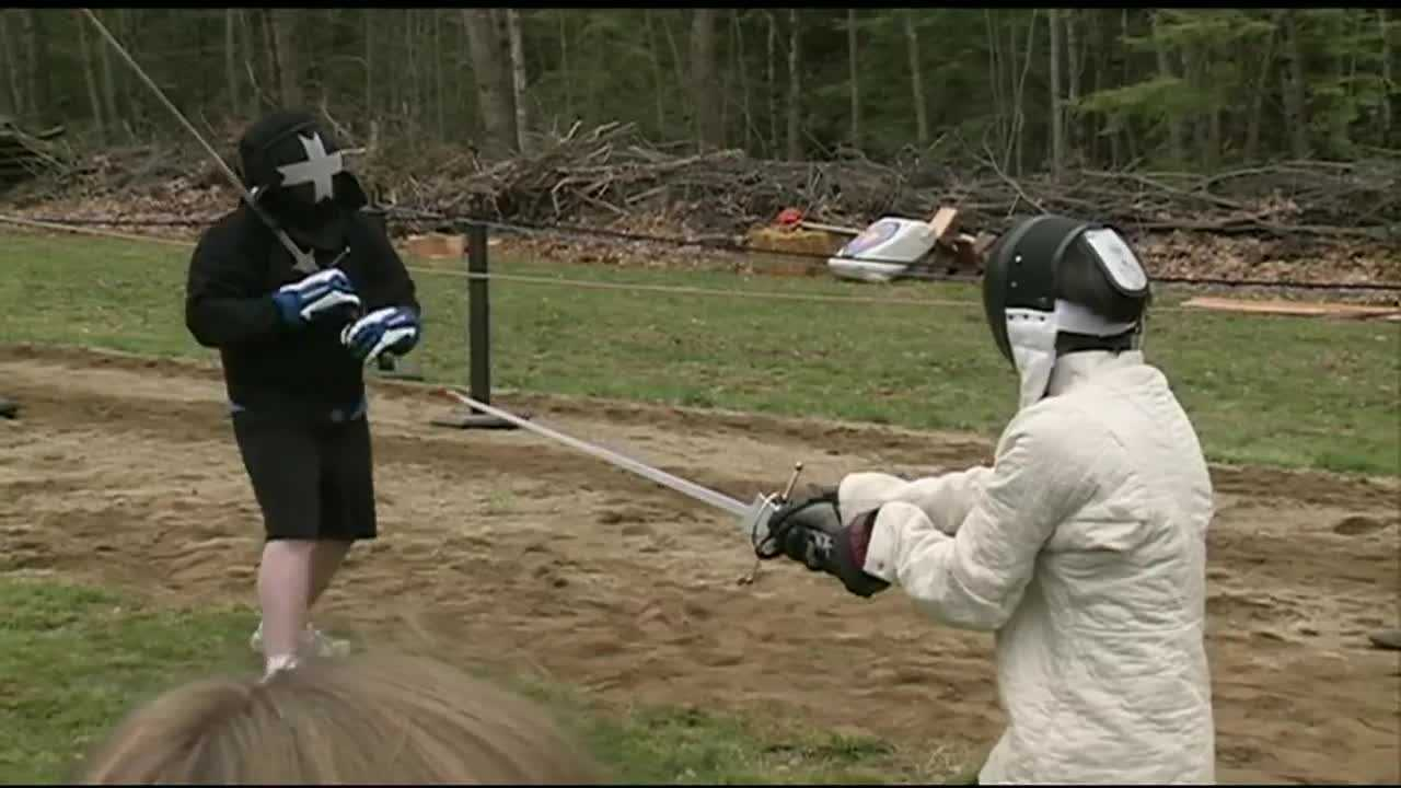 The New Hampshire Renaissance Faire will be open for one more time this weekend.