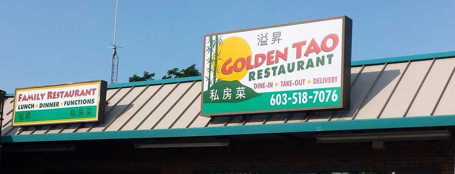10. Golden Tao in Manchester