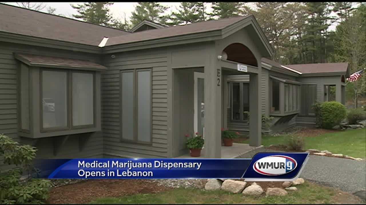 New Hampshire's third medical marijuana dispensary is now open.