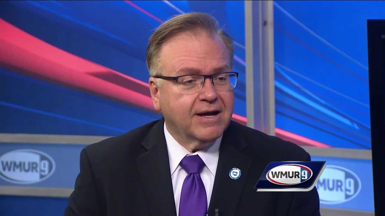 New Hampshire Democratic party chair Ray Buckley sits down with Josh McElveen on CloseUP.