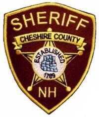 Deputy Sheriff John Walker, Sr., of the Cheshire County Sheriff's Office, died on April 22, 1886, as the result of injuries he suffered a month earlier when a man struck him in the head and arm with an axe.