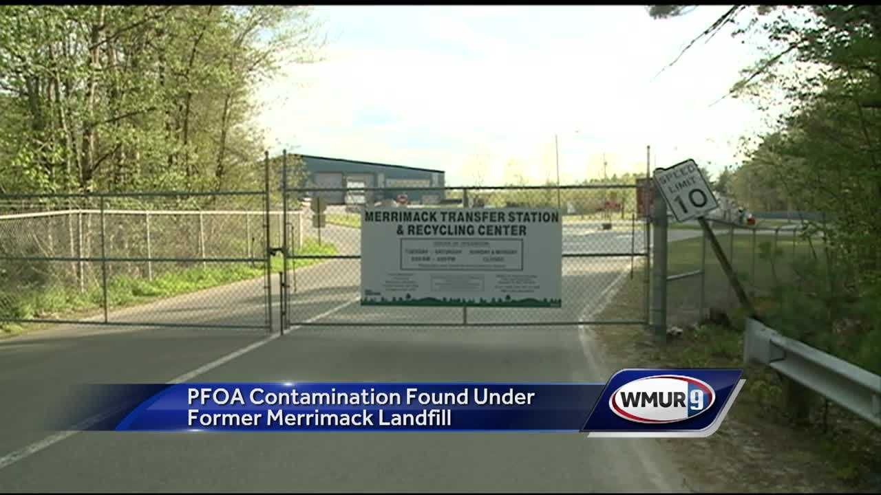 The state has identified yet another site contaminated by perfluorooctanoic acid.
