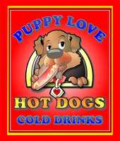 2. Puppy Love Hot Dogs in Concord