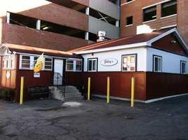 4. Gilley's Diner in Portsmouth