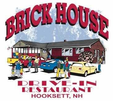 T-10. Brick House Drive-In in Hooksett