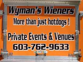 T-10. Wyman's Wieners in Rindge