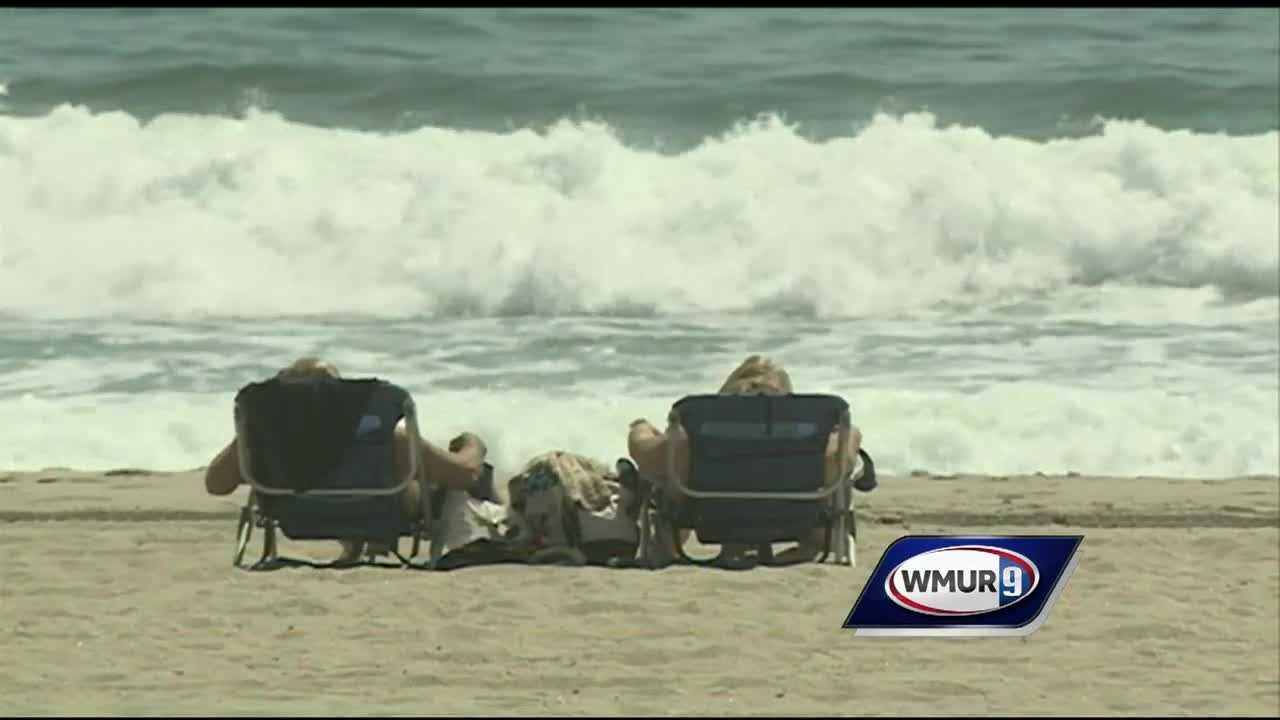 Preparations are underway at Hampton Beach for Memorial Day weekend, the unofficial start to the summer season.