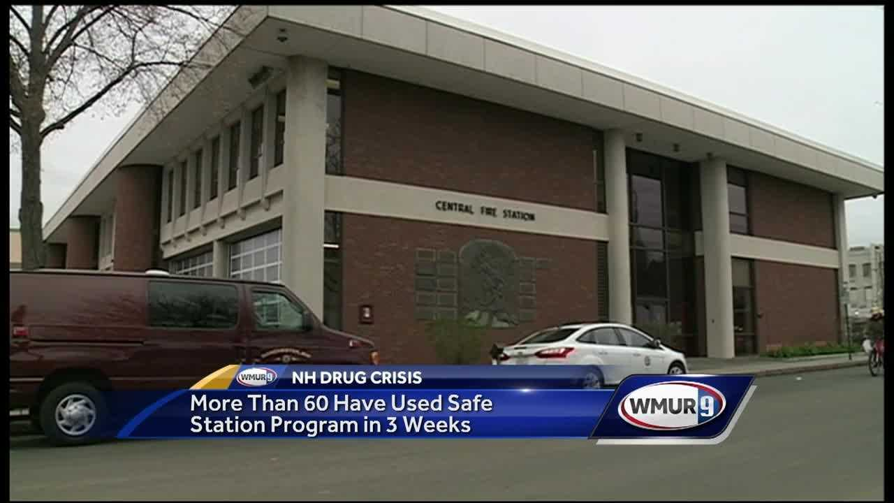 Less than three weeks since it began, Manchester's Safe Station program is making a difference.