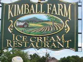 9. Kimball Farm in Jaffrey