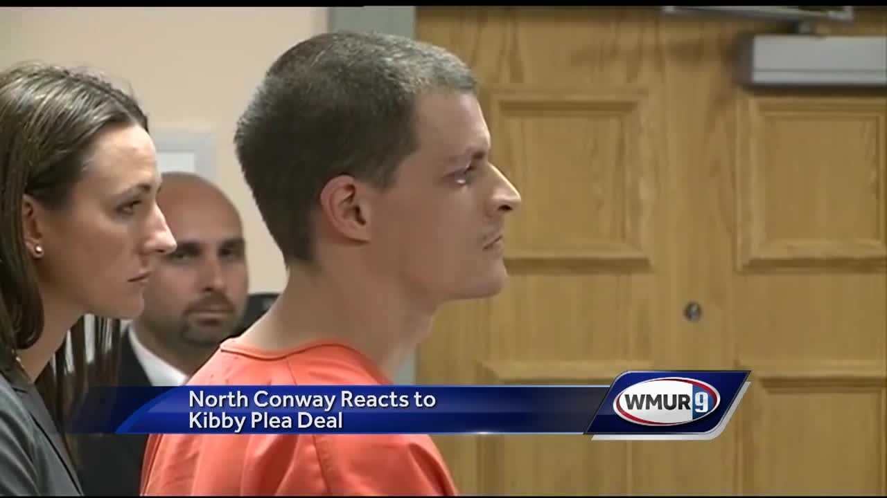 The man accused of kidnapping and sexually assaulting a North Conway teen is now heading to prison.