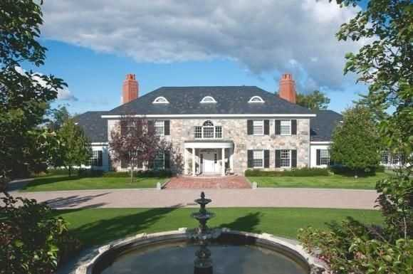 The home at 142 Hopewell Road in Alton is on the market for $12,900,000.