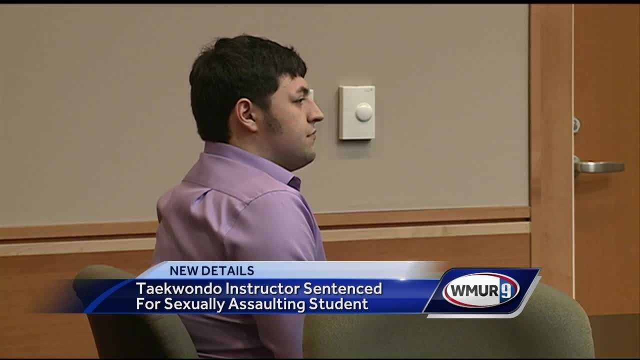 A former taekwondo instructor was sentenced to a year in jail Friday for sexually assaulting girl.