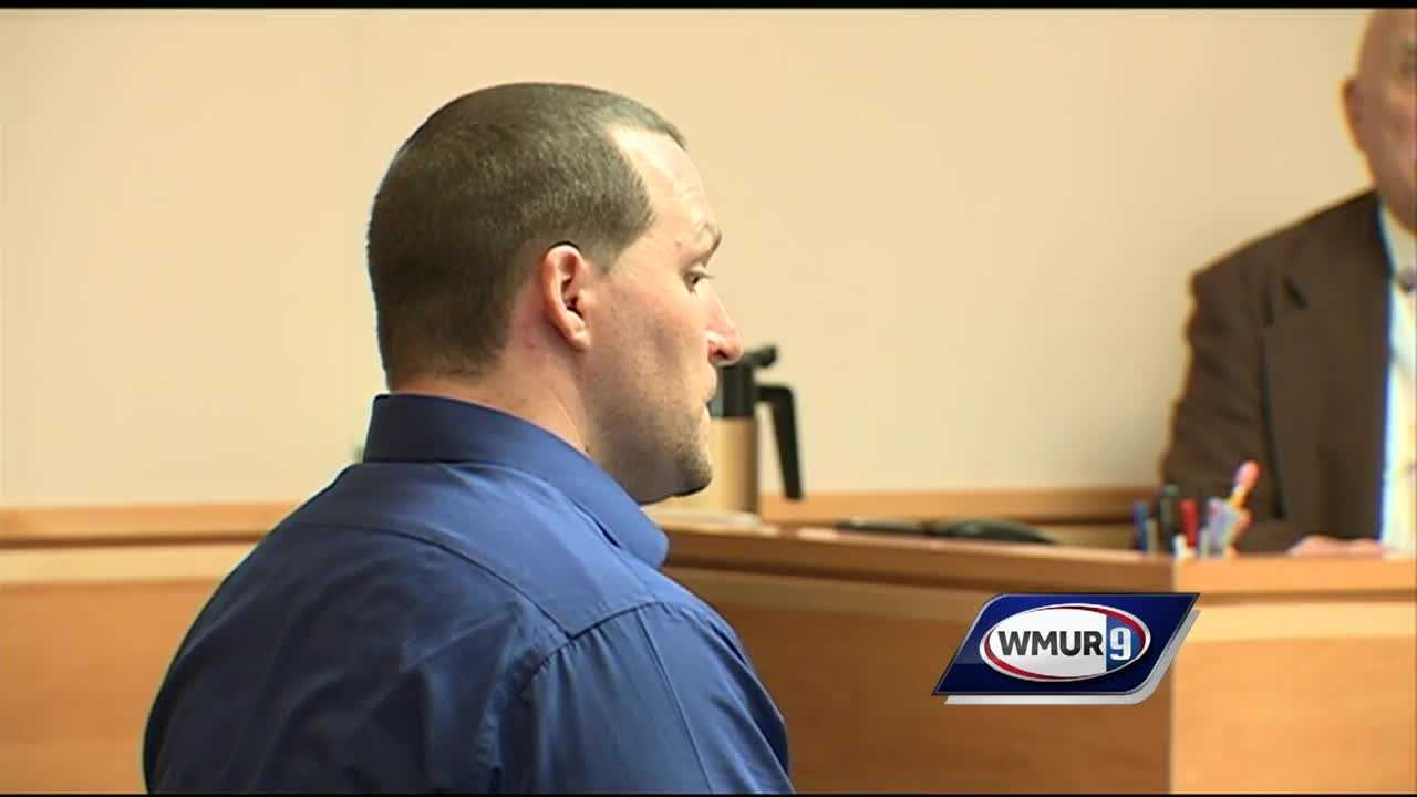 A Bow man charged with negligent homicide in connection with a fatal collision failed Tuesday in his attempt to get his $500,000 bail reduced.