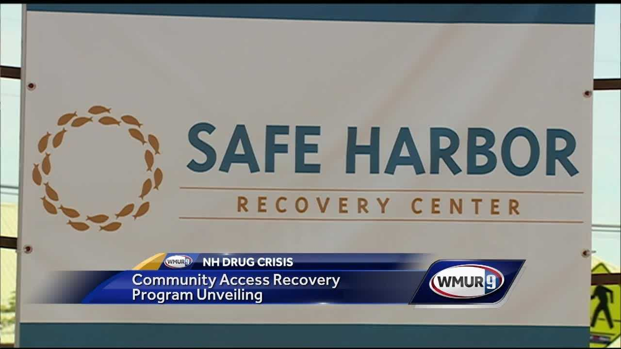 Police departments are teaming up along the Seacoast and into Maine to open their doors for anyone who is ready to ask for help with opioid addiction.