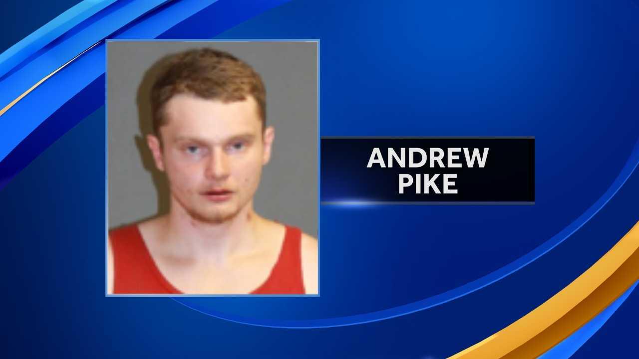 Andrew Pike, 22, Nashua