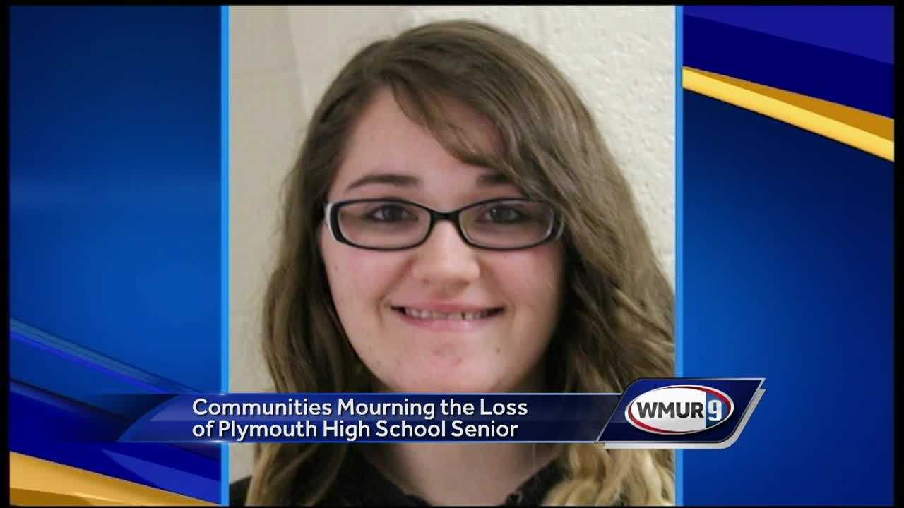 A community is in mourning after a teenager three days away from graduation died in a crash on Route 25 in Rumney.